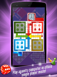 Ludo game- screenshot thumbnail