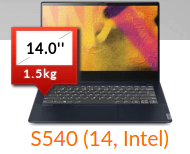 Lenovo IdeaPad S540 driver download