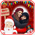 Christmas New Year Photo Frames 2019 icon