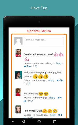 thePAYEE Forum - Post & Chat 3.9.2.2 screenshots 3
