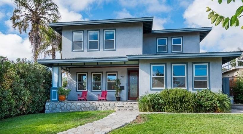Pacific Beach home