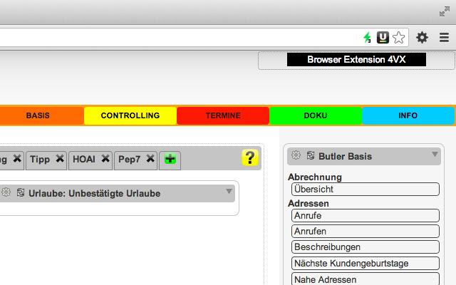 untermStrich Browser Extension
