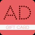 애드기프트카드 - 구글기프트카드, 영화, 상품권 모두 무료 icon