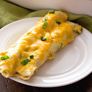 Green Chile Chicken Roll Ups Recipes