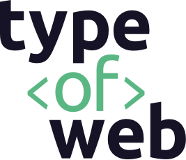 Logo Type of Web