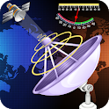 Satfinder ( Inclinometer) Analog Gyro compass icon