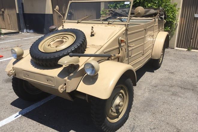 1944 kubelwagon Hire CA