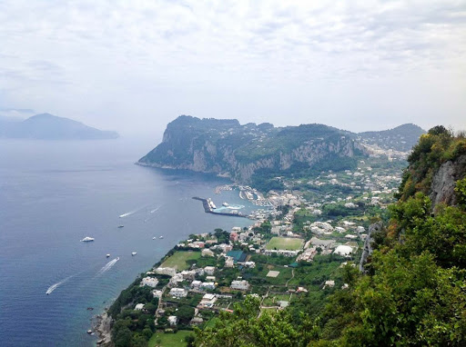 Monte-Carlo-lookout.jpg - A lookout in Monte Carlo coast where cruiser lines port and tender in