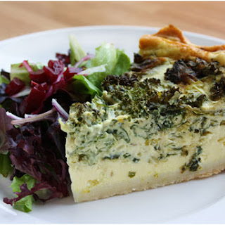 2 Sparrows Farmer's Market Quiche
