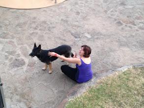 Photo: la cagnolona di Jane