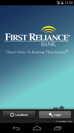 First Reliance Bank Mobile