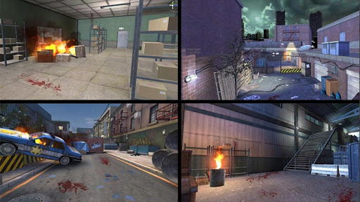 Zombie City : Dead Zombie Survival Shooting Games  screenshots 3