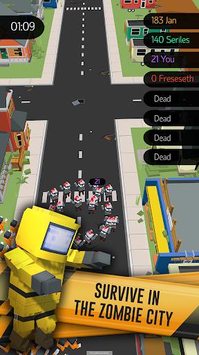 Crowd City: Zombie Survival cheat screenshots 1