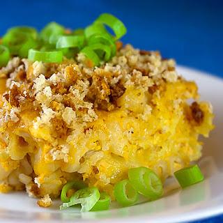 Cheese Fondue Pasta Ragout