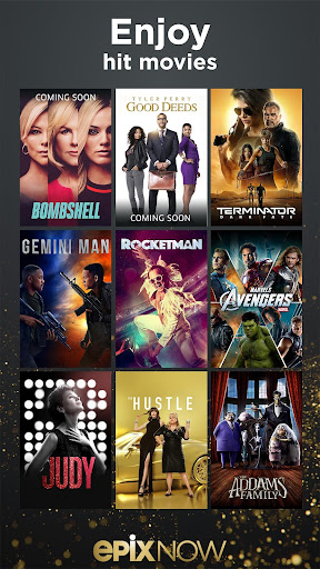EPIX NOW: Watch TV and Movies screenshot 2