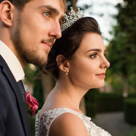 Wedding photographer Natali Nikitina (natalienikitina). Photo of 28.01.2018