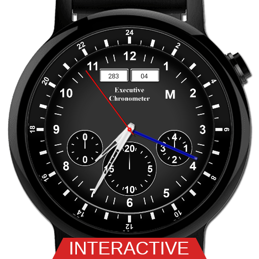 Watch Face: Courser Classic - Wear OS Smartwatch APK Cracked Download