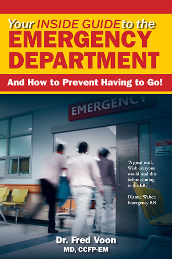Your Inside Guide to the Emergency Department cover