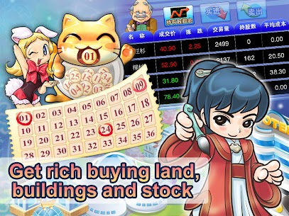 Richman 4 Fun Mod Apk 5.0 (Unlock All Maps and Characters) 7