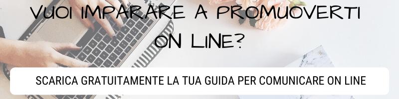 Scarica la Guida gratuita per promuoverti On Line