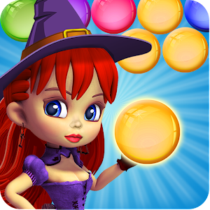 Witch's Magic Bubble App icon
