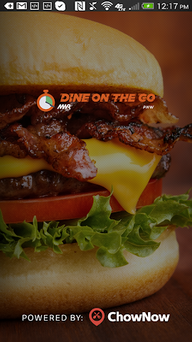 android Dine on the Go - PNW Screenshot 0