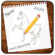 Download how to draw horses step by step 2020 For PC Windows and Mac