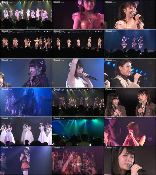 (LIVE)(公演) AKB48 チーム4 「夢を死なせるわけにいかない」公演 川本紗矢 生誕祭 HD Ver. 160905
