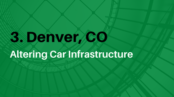 Altering Car Infrastructure