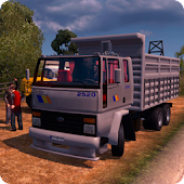 Truck Driver Simulation - Cargo Transport