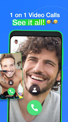 Blued: LIVE Gay Dating, Chat & Video Call to Guys 3.3.6 Screenshots 4