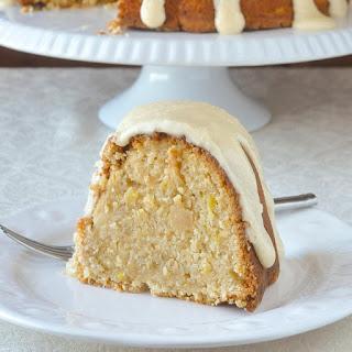 Pina Colada Pineapple Pound Cake.