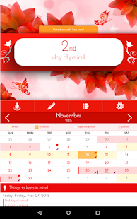 Download Period Tracker & Diary For PC Windows and Mac apk screenshot 9
