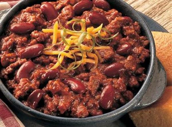Hope's Classic Chili Recipe