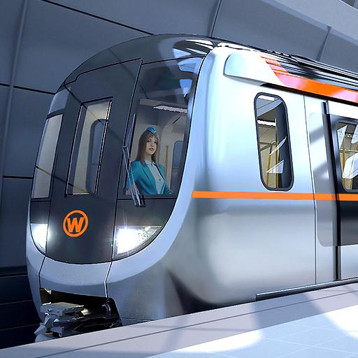 Real subway simulator
