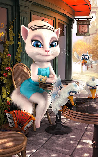 Talking Angela 2.7 screenshots 11
