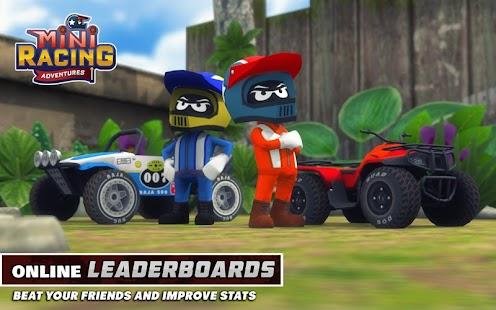 Mini Racing Adventures- screenshot thumbnail