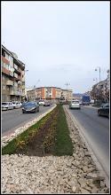 Photo: Turda - Piața Romană, vedere Str. Libertatii - 2018.12.07