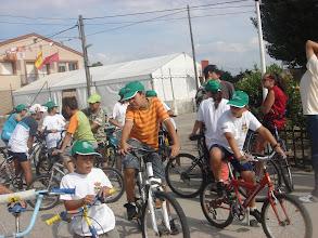 Photo: -Prueba ciclista-