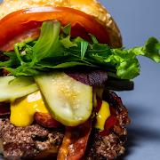 Deluxe Burger Combo