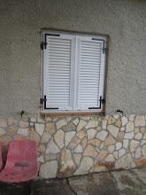 Photo: Nedovršeni prozor na Kampu ... dokle?