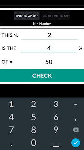 Calculate Percentage Easy - náhled
