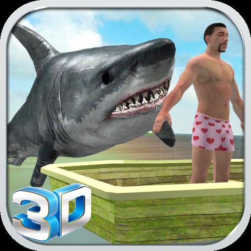 模拟のシャークアタックシミュレータ2016 LOGO-記事Game