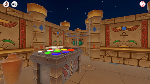 Ancient Egypt: puzzle escape 1.1.0 screenshots 4