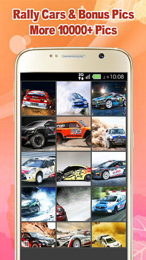 Cool Rally Cars Wallpaper