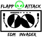 Flapp Attack EDM invader