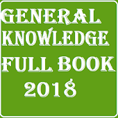 General Knowledge Book:2018