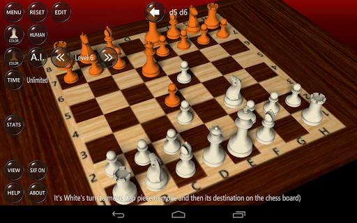 3D Chess Game screenshot 8