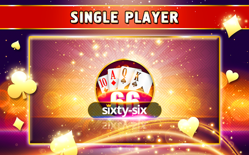 Sixty-Six - Single Player Card Game