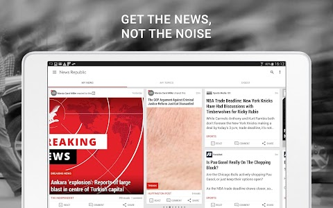 News Republic – Breaking news v6.6.5 Subscribed